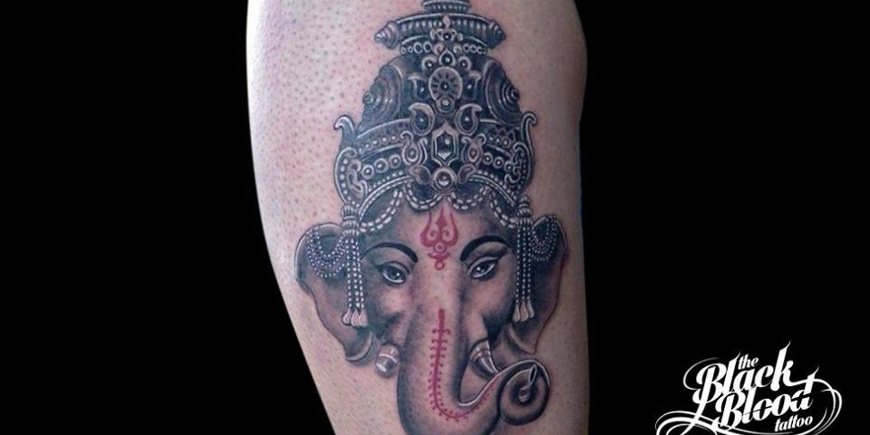 tattoo black&gray 19