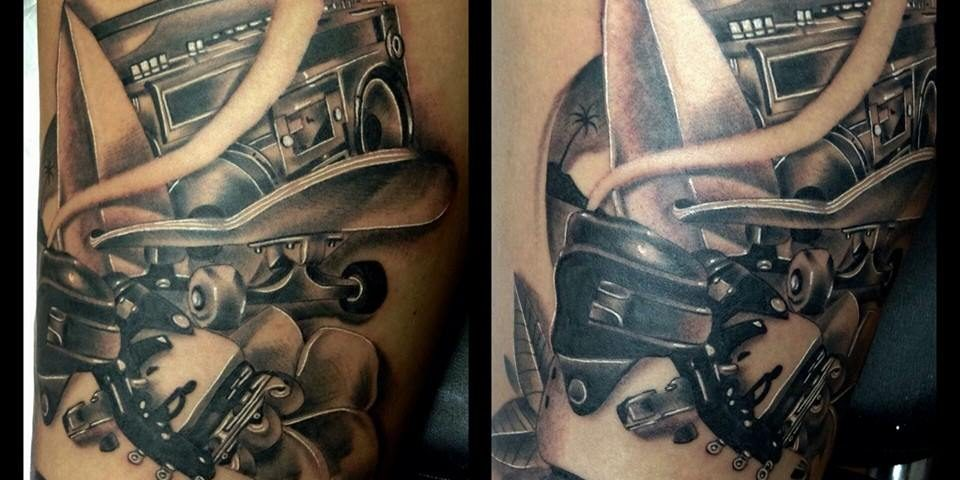 tattoo black&gray 2
