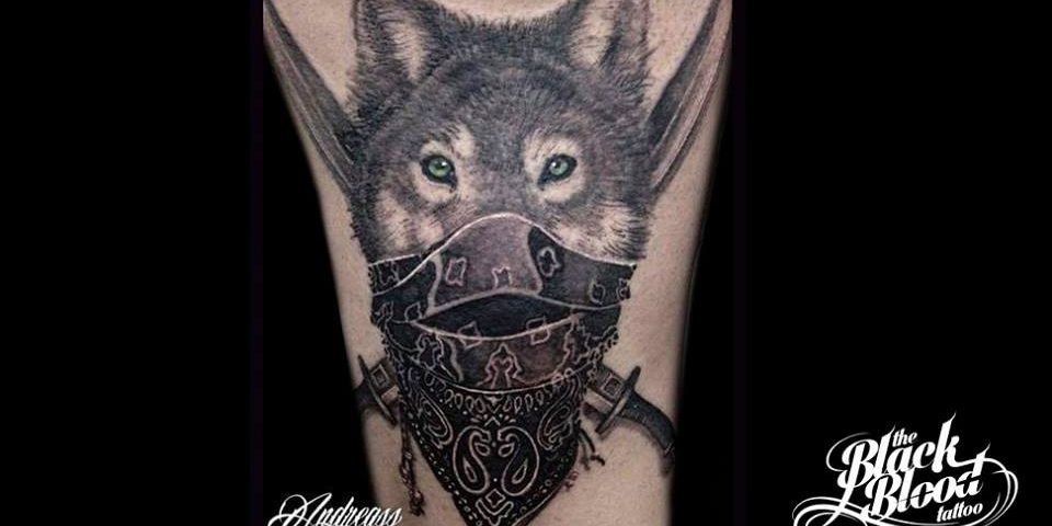 tattoo black&gray 22