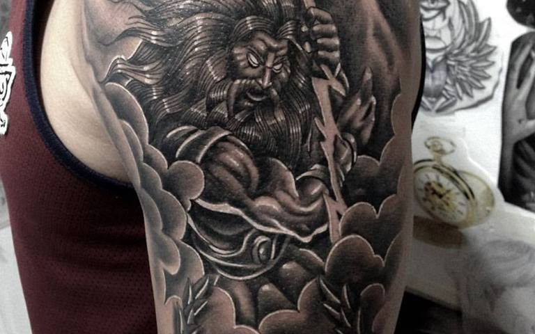 tattoo black&gray 33