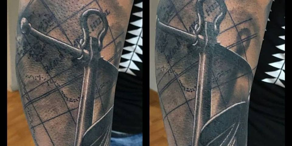 tattoo black&gray 35