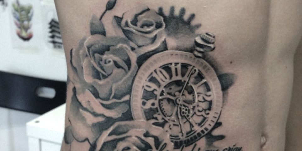 tattoo black&gray 46