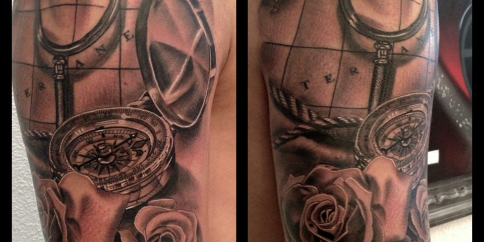 tattoo black&gray 49
