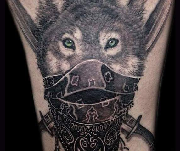 tattoo black&gray 7