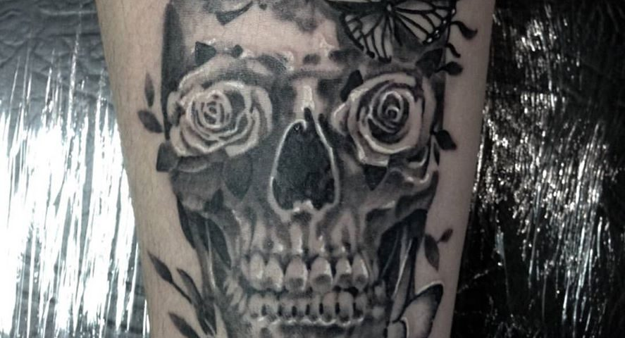 tattoo catrina calavera 12