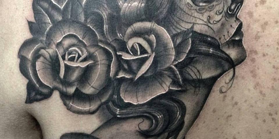 tattoo catrina calavera 17