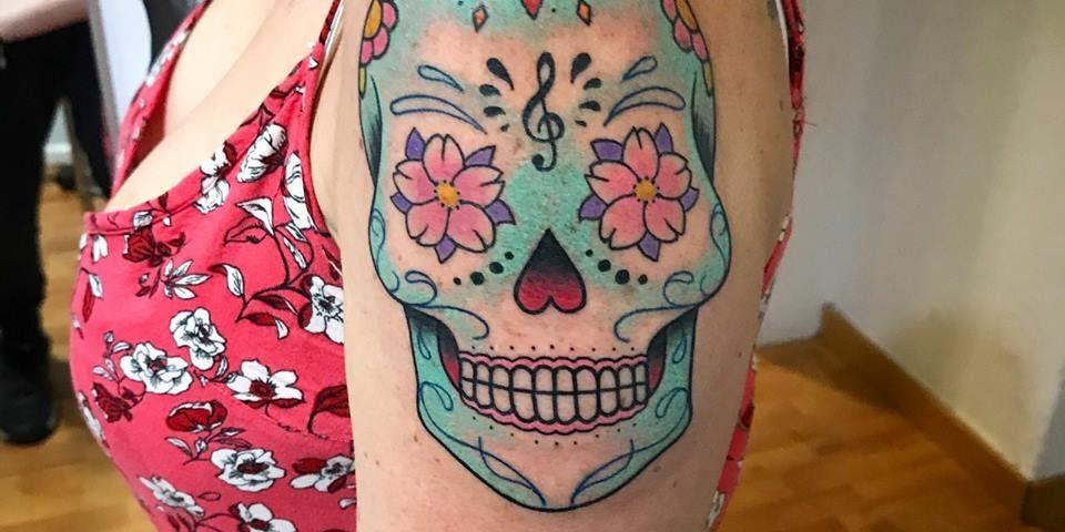 tattoo catrina calavera 20