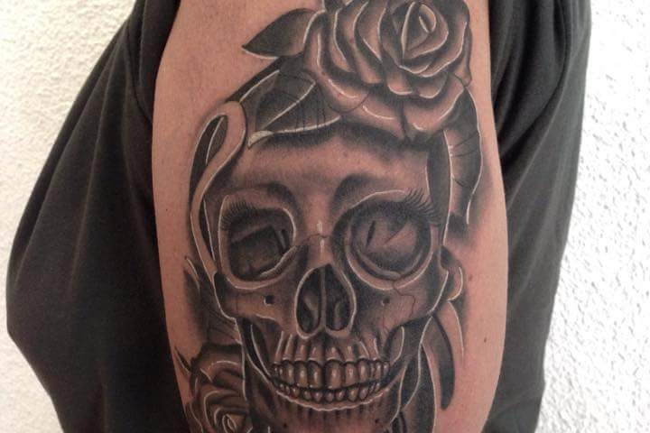 tattoo catrina calavera 23