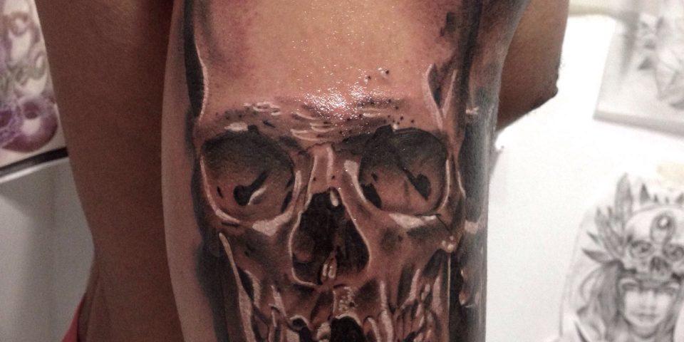 tattoo catrina calavera 26
