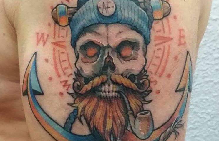 tattoo catrina calavera 27