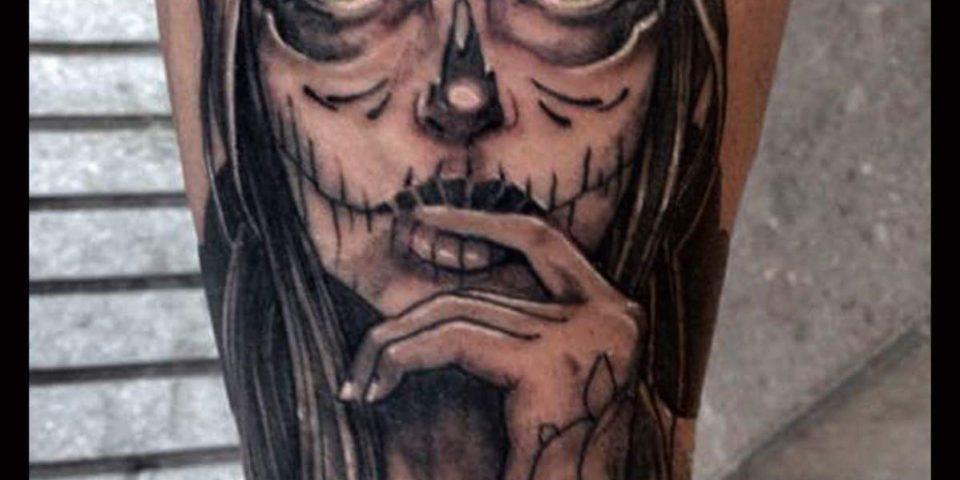 tattoo catrina calavera 29