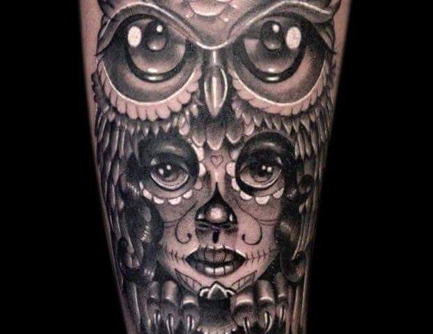 tattoo catrina calavera 31