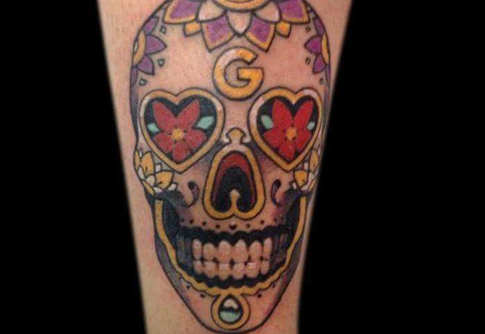 tattoo catrina calavera 32