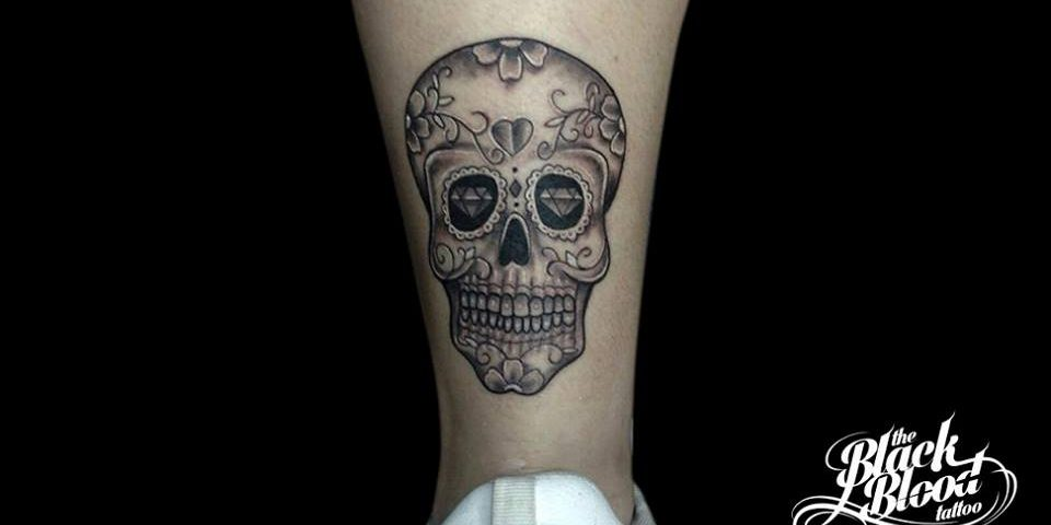 tattoo catrina calavera 7