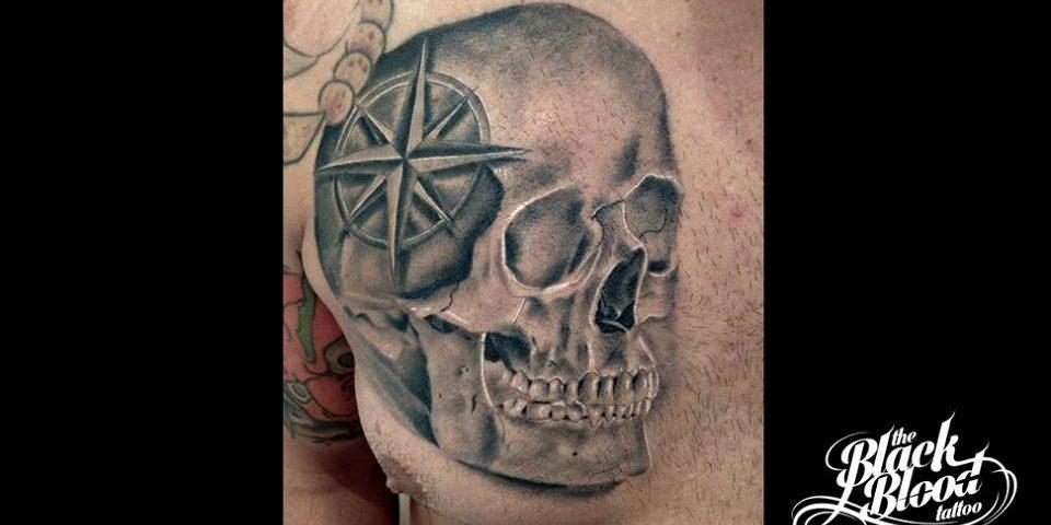 tattoo catrina calavera 8