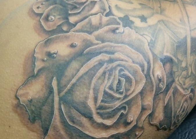 tattoo flores 1