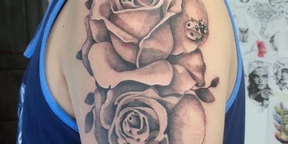 tattoo flores 13
