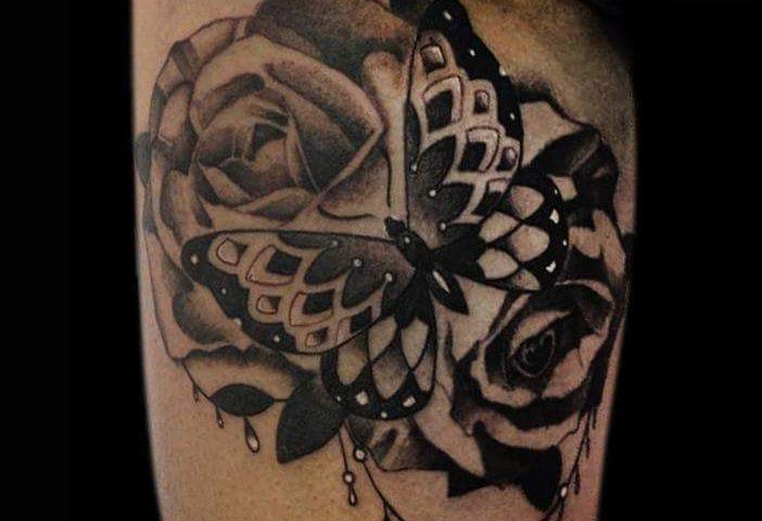 tattoo flores 20