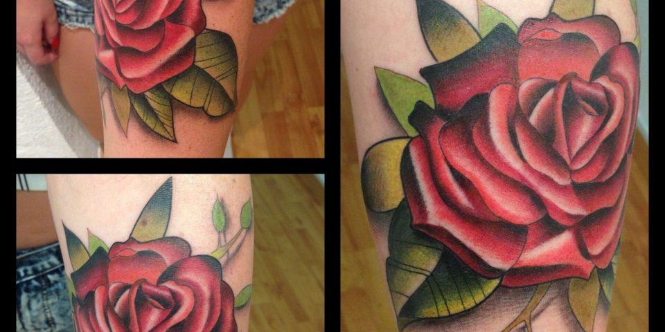 tattoo flores 22