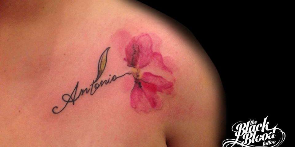 tattoo flores 3
