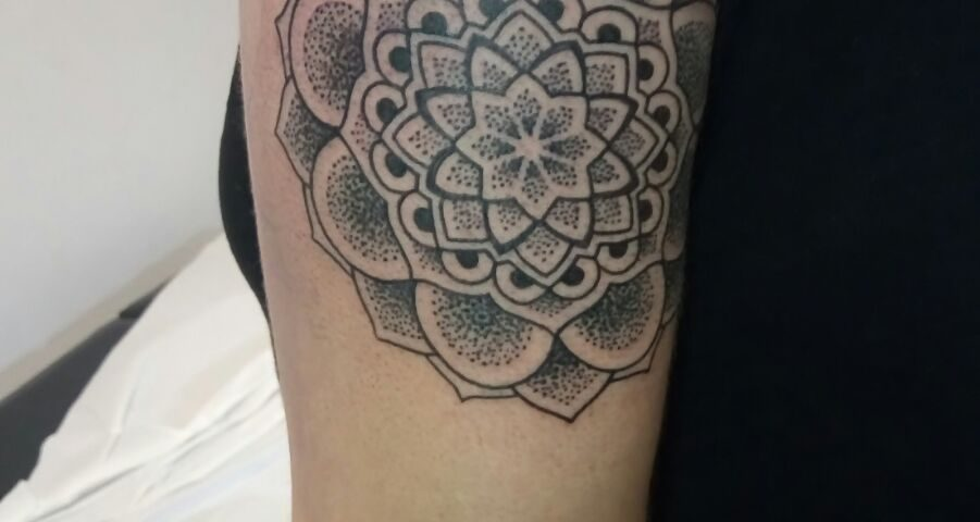 tattoo mandala 11