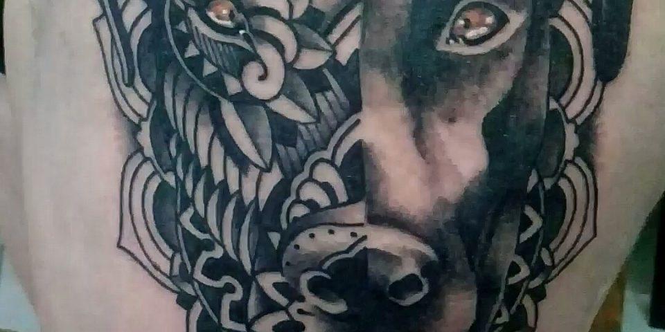 tattoo mandala 12