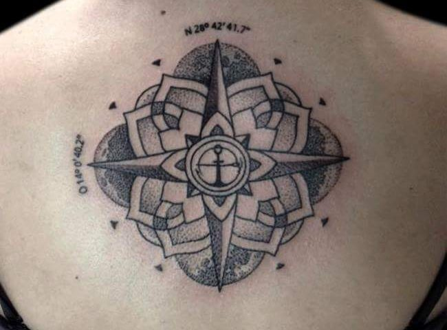 tattoo mandala 14