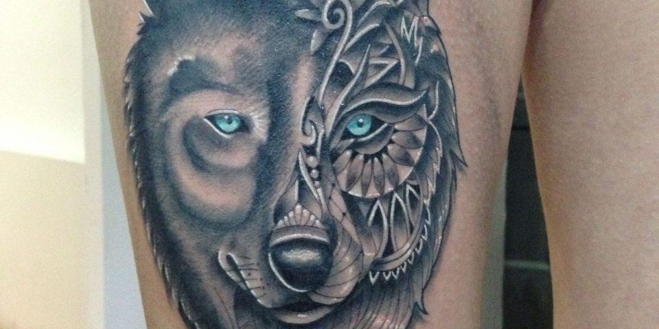 tattoo mandala 5