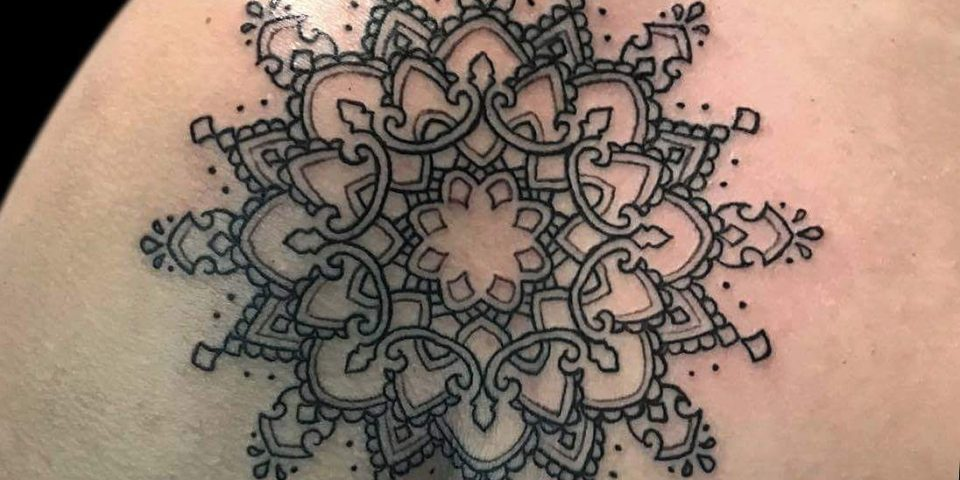 tattoo mandala 6