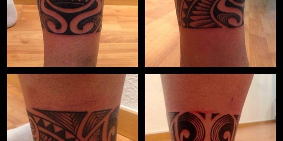 tattoo maori 1