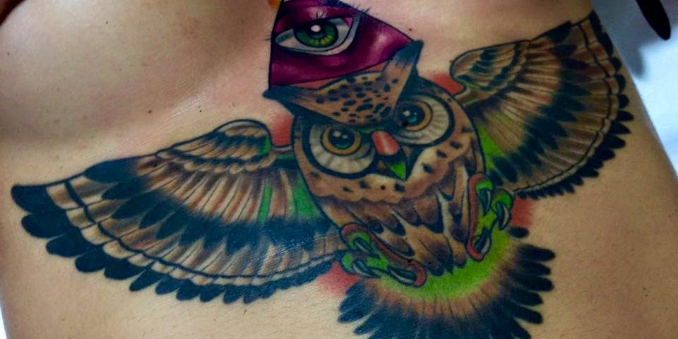 tattoo new school 1