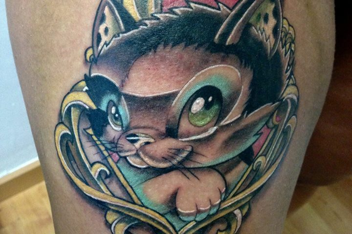 tattoo new school 21