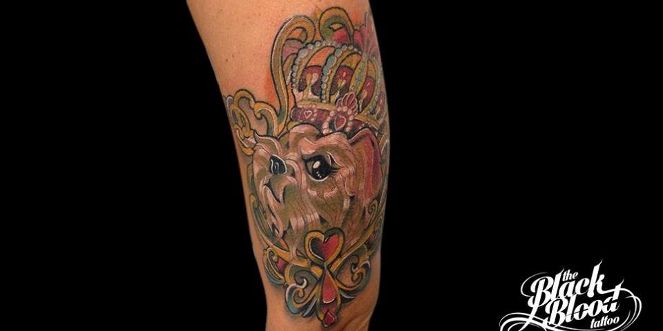 tattoo new school 25
