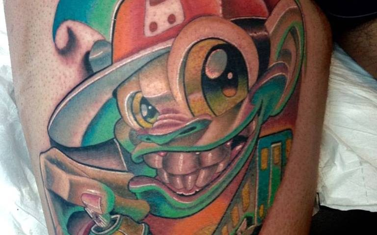 tattoo new school 31