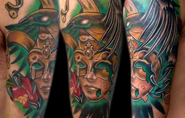 tattoo new school 34