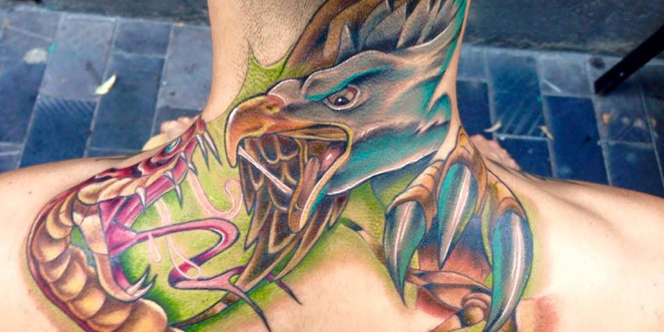 tattoo new school 4