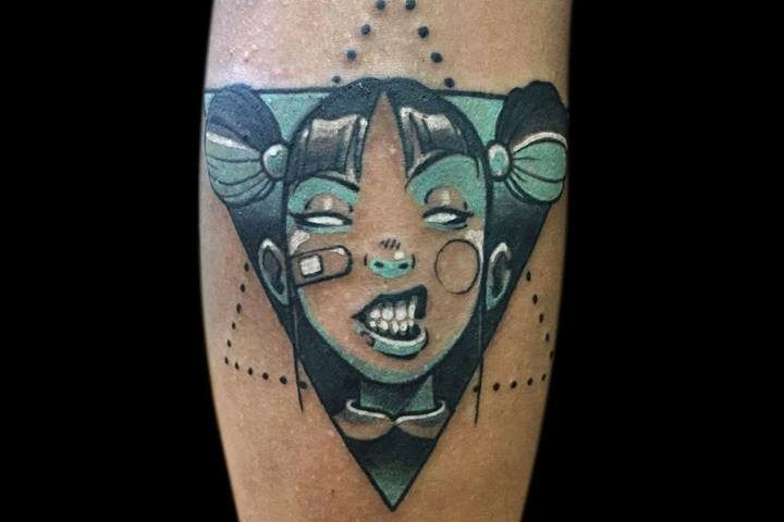 tattoo new school 41
