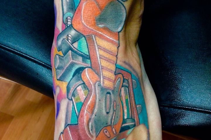 tattoo new school 7