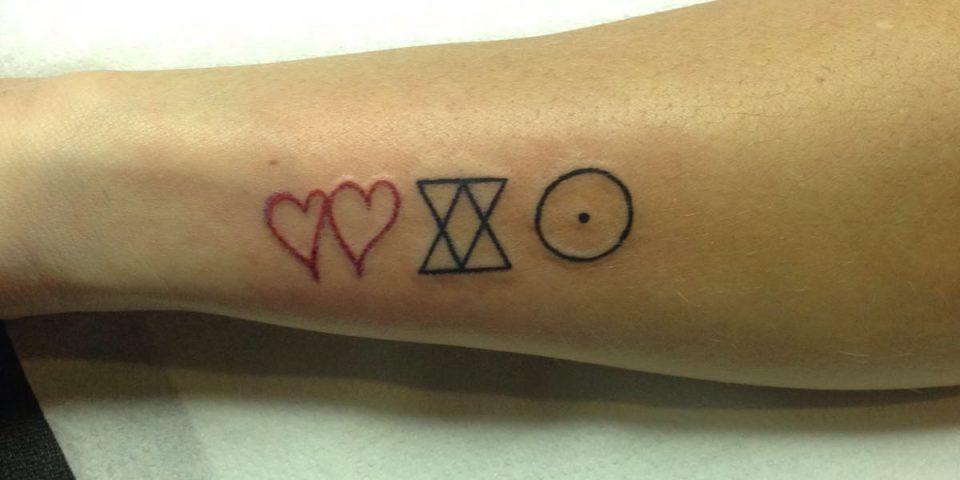 tattoo pequeño 35