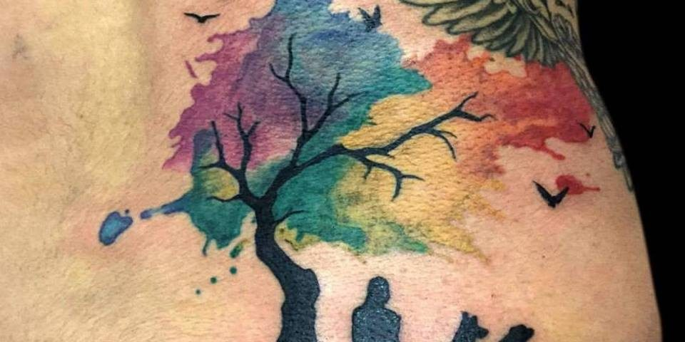 tattoo watercolor 11