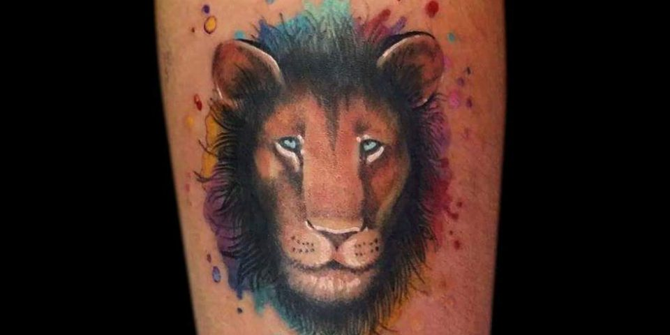 tattoo watercolor 25